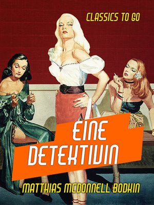 cover image of Eine Detektivin