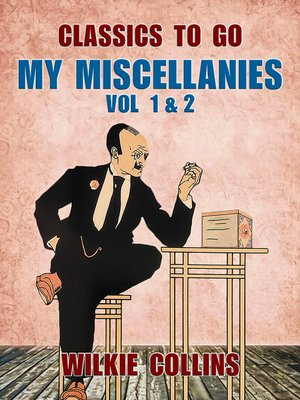 cover image of My Miscellanies Vol 1 & 2