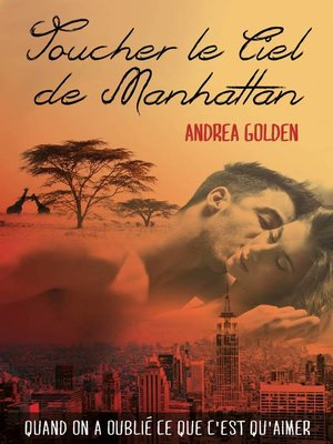 cover image of Toucher le ciel de Manhattan