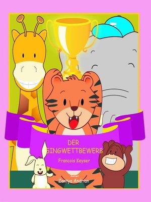 cover image of Der Singwettbewerb