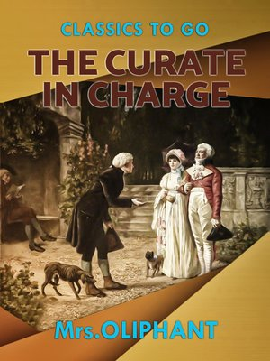 cover image of The Curate in Charge