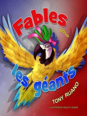 cover image of Fables pour les Géants