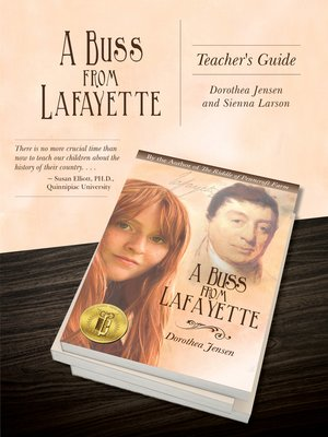 cover image of A Buss From Lafayette Teacher's Guide