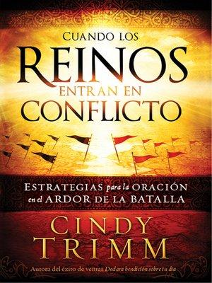 cover image of Cuando los reinos entran en conflicto