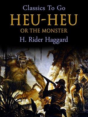 cover image of Heu-Heu