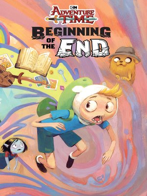 cover image of Adventure Time