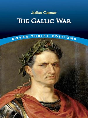 cover image of The Gallic War