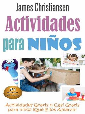 cover image of Actividades para Niños