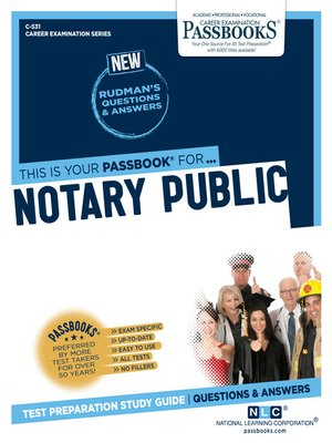 cover image of Notary Public