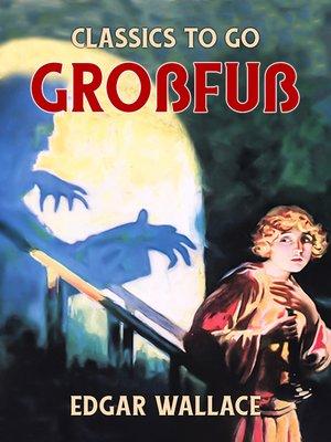 cover image of Großfuß