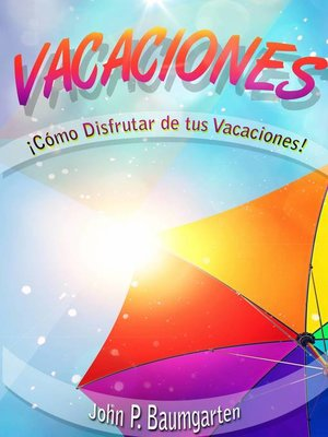 cover image of Vacaciones