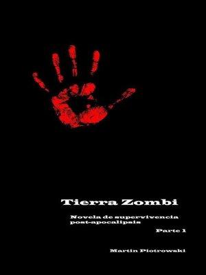 cover image of Tierra Zombi