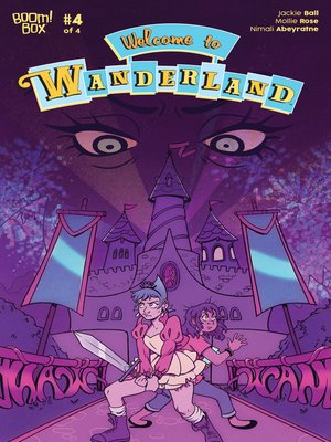 cover image of Welcome to Wanderland, Issue 4