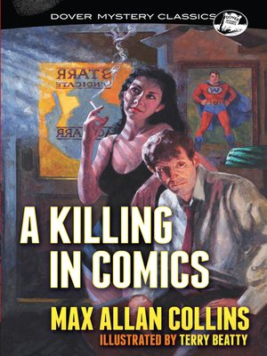 cover image of A Killing in Comics