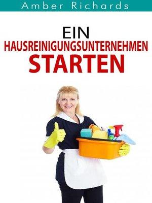 cover image of Ein Hausreinigungsunternehmen starten