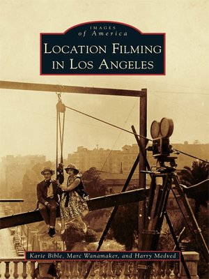 cover image of Location Filming in Los Angeles