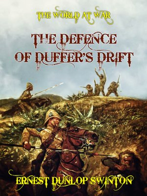 cover image of The Defence of Duffer's Drift