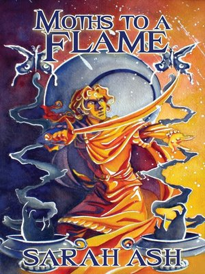 cover image of Moths to a Flame