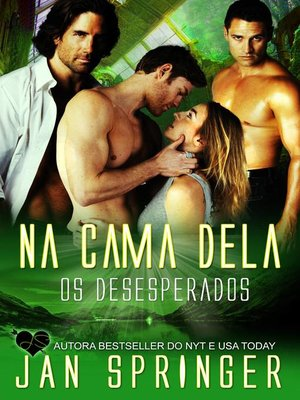cover image of Na Cama Dela