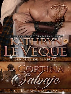 cover image of La cortina Salvaje
