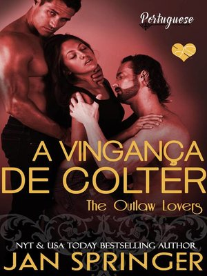 cover image of A Vingança de Colter
