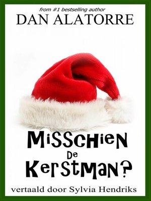 cover image of Misschien De Kerstman?