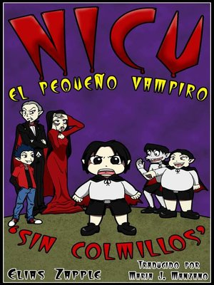 cover image of Sin Colmillos
