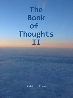 cover image of The Book of Thoughts II
