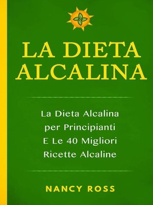 cover image of La Dieta Alcalina