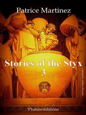 cover image of Stories of the Styx 3