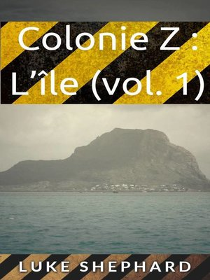 cover image of Colonie Z
