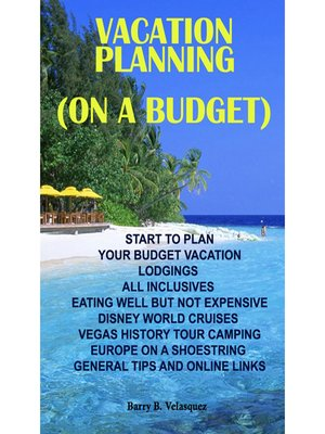 cover image of Vacation Planning (On A Budget)