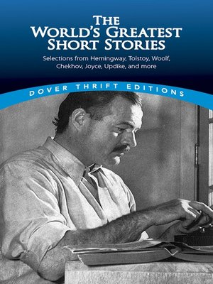 cover image of The World's Greatest Short Stories