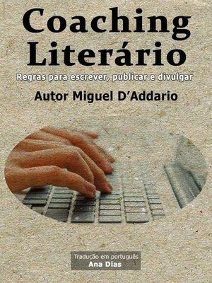 cover image of Coaching literario