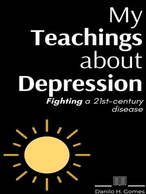 cover image of My Teachings about Depression