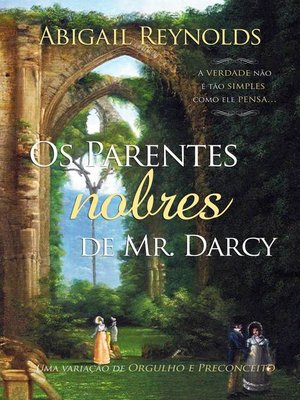 cover image of Os Parentes Nobres de Mr. Darcy