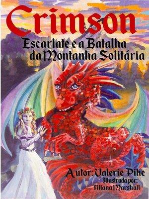 cover image of Escarlate e a Batalha da Montanha Solitária