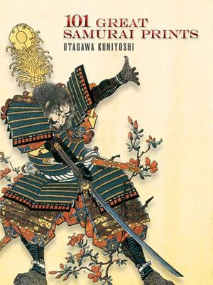 cover image of 101 Great Samurai Prints