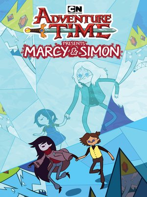 cover image of Adventure Time: Marcy & Simon