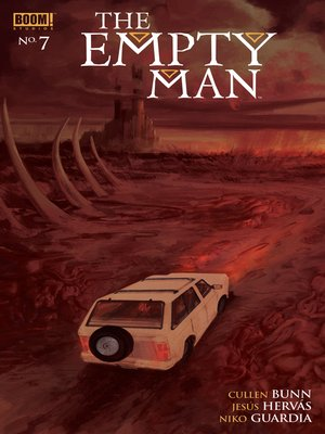 cover image of Empty Man (2018), Issue 7