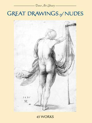 cover image of Great Drawings of Nudes