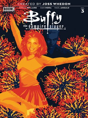 cover image of Buffy the Vampire Slayer, Issue 3