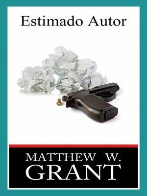 cover image of Estimado Autor