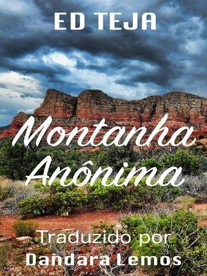 cover image of Montanha Anônima