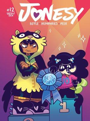 cover image of Jonesy (2016), Issue 12