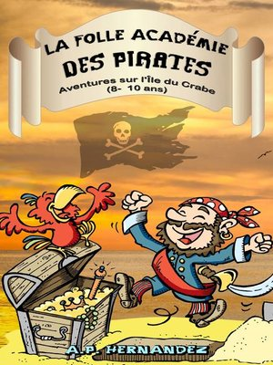 cover image of La folle Académie des Pirates