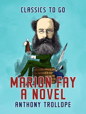 cover image of Marion Fay  a Novel