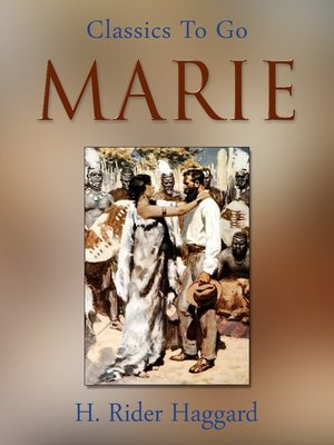 cover image of Marie