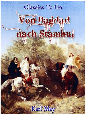 cover image of Von Bagdad nach Stambul