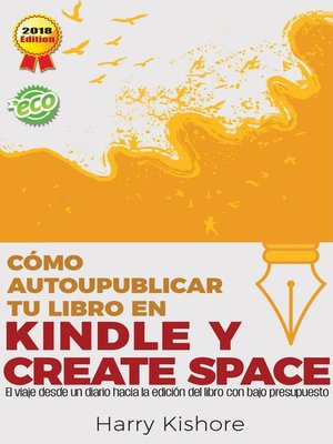 cover image of Autopublicar en Kindle y CreateSpace
